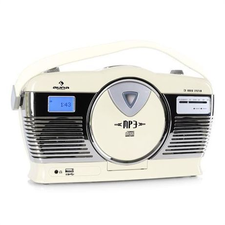 Radio retro Auna RCD-70
