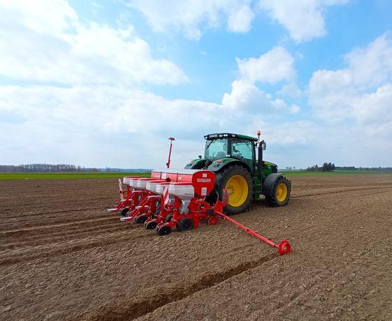 Siew kukurydzy nowym Maschio Gadpardo MTR 6