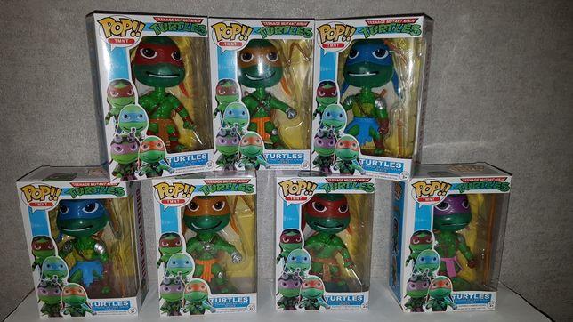 "Коллекция фигурок "" POP"" TNMT Turtles Черепашки Ниндзя."