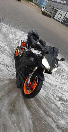 Yamaha R1 rn04 Dożucam drugi sprawny  SILNIK !!!