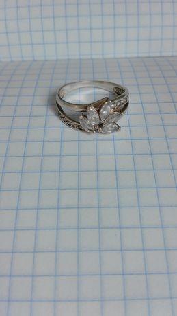 Кольцо - 925 проба. Перстень - колечко. 3,31 грамм.
