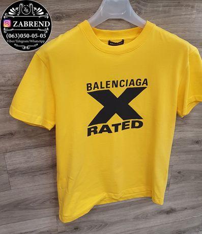 РАСПРОДАЖА! Ballenciaga, OF-WHITE, Burberry, женские футболки тенниски