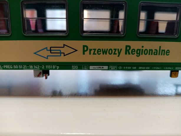 Wagon Piko PR 96644 st. LUBLIN