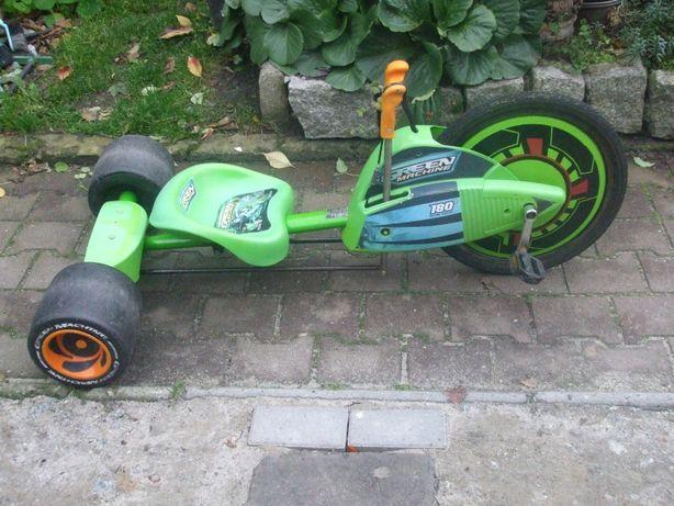 gokart-rower trojkolowy