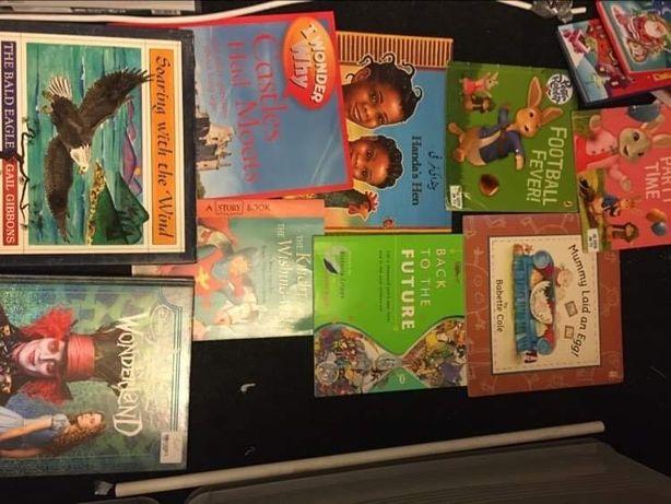 Książki w j.angielskim dla dzieci