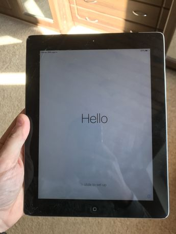 iPad 2 32gb icloud