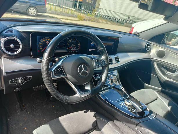 Mercedes Benz E 200d AMG