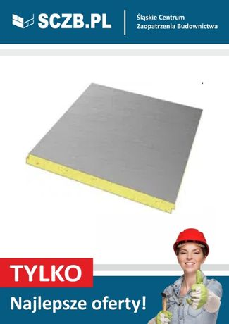 płyta POLIURETANOWA Izolacyjna PIR SOFT 80mm 100mm 120mm 8cm 10cm 12cm