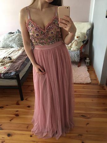 Sukienka asos maya roz L