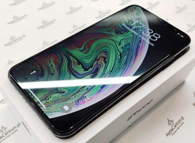 NAJTANIEJ• iPhone XS MAX 64GB Space Grey • GWAR 1 MSC • AppleCentrum