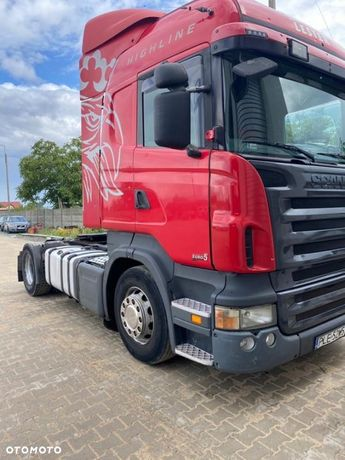 Scania R 420  Scania R420 euro 5 adblue