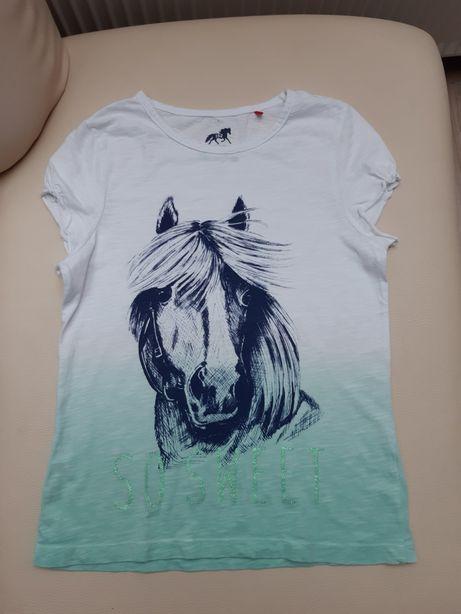 Koszulka T-shirt koń 158