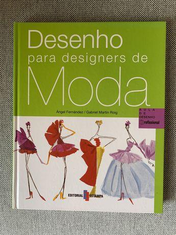 Livro Desenho para designers de Moda