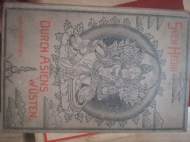 Duch asiens wüsten książka