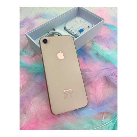 В наличии Iphone iPhone 8 64gb GOLD.В Украине им не пользовались
