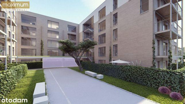 Mieszkanie 67,95 m2 z ogródkiem, parter - Biłgoraj