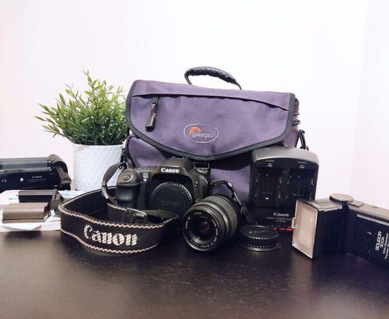 Kit Fotografia Canon 10D