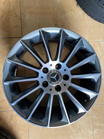 Диски Mercedes Audi R17/5/112/7.5J/ET35