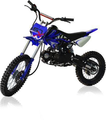 Cross cros kros 125 cc 110 kxd koła 14 12 nowy Białobrzegi 13 KM