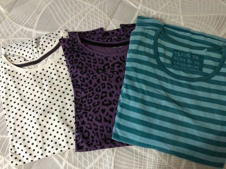 Conjunto 3 camisolas