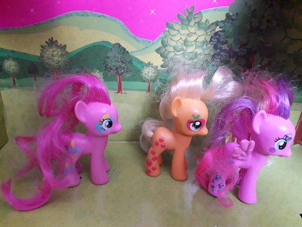 Sky Wishes Pinkie Pie Applejack My Little Pony kucyki hasbro