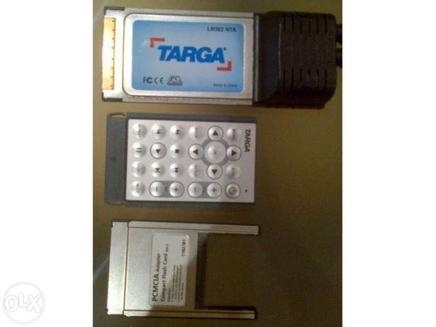Placa TV e Rádio para Portatil com comando