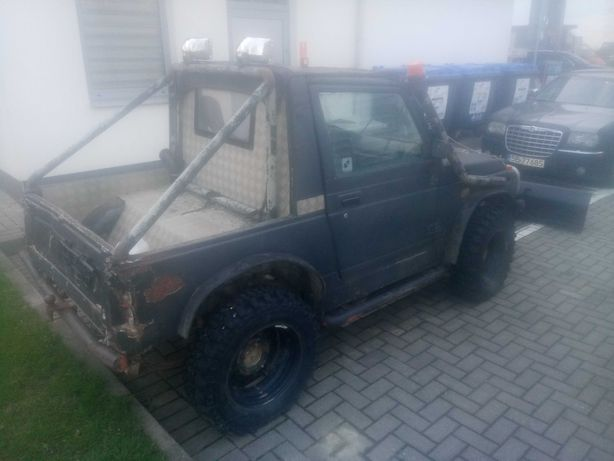 Suzuki Samurai 1.3 benzyna