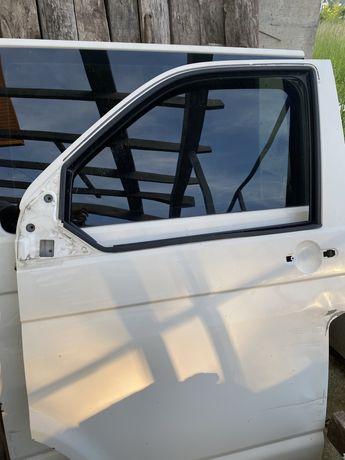 Дверь боковая VW T5, сдвижка Т5, двери водительские Т5, стекло боковое