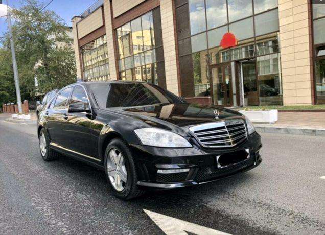 Mercedes (Бронь)S600 V12 Guard B8