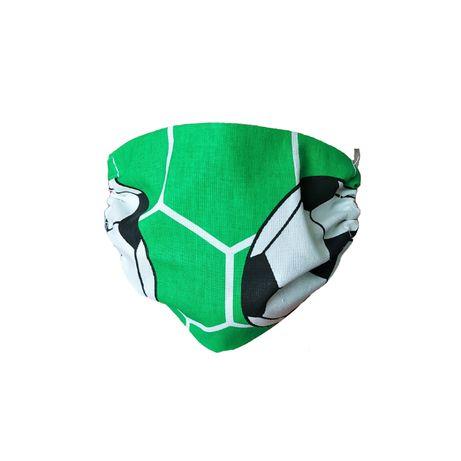 Maseczka ochronna bawełniana dla dzieci – Piłki