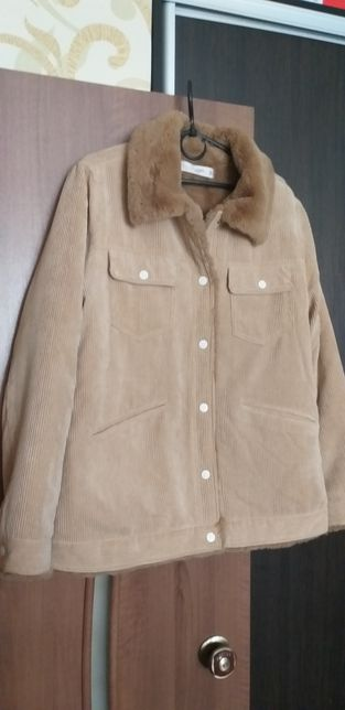 Манго куртка 48 разм.