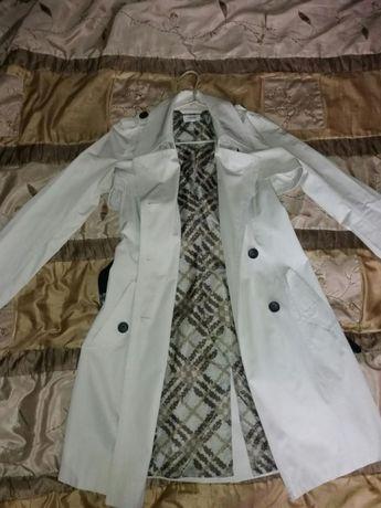 Płaszcz wiosenny 2w1