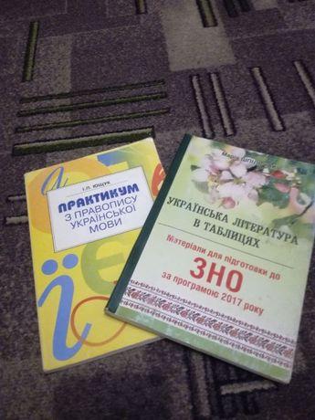 Материалы для подготовки к зно укр.мова