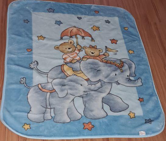 Cobertor de criança 130 x 110 cm