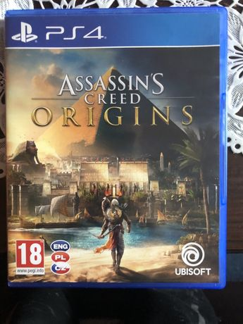 Sprzedam assasin's creed origins na PS4