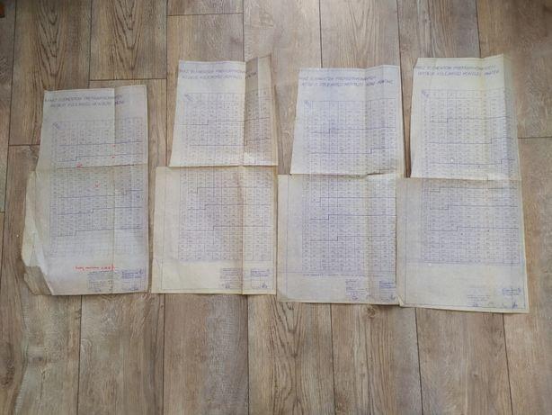 Dokumenty PRL, plany budowy, Bydgoszcz,1977-78/3, Szwederowo