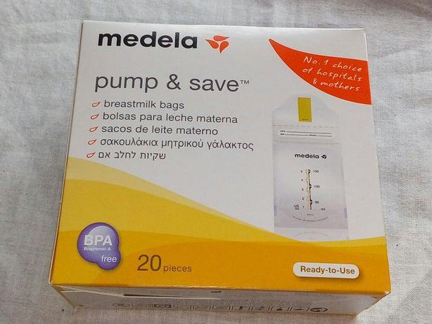 Medela 20 Bolsas para leite materno