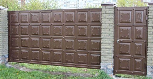 Ворота автоматические ( откатные, распашные, гаражные)