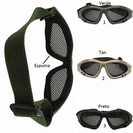 Óculos rede - Airsoft