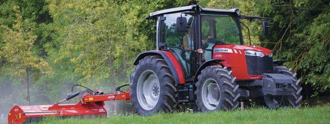 Limpeza de Terrenos & Serviços Retroescavadora Trator