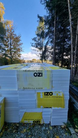 Styropian 10cm Eps200 podłoga, dach, parking