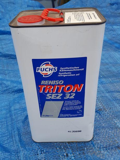 Olej chłodniczy Reniso Triton Sez 32