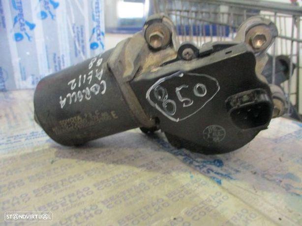 Motor limpa vidros frente 1592002700 TOYOTA / COROLLA AE 112 / 1998 / FRENTE / denso /