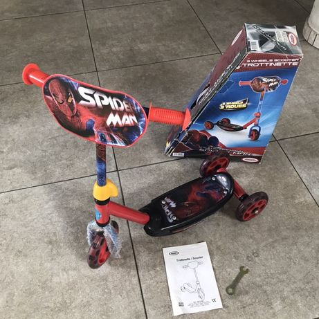 Hulajnoga Spider Man Disney