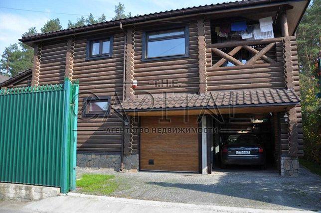 Продажа 3-этажного деревянного дома в с.Кременище