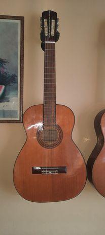 Japońska Gitara klasyczna dla dziecka  Terada Guitar 320N  lata 70 3/4