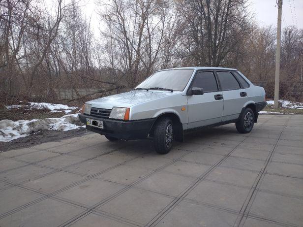 ВАЗ 21099 год выпуска 1998