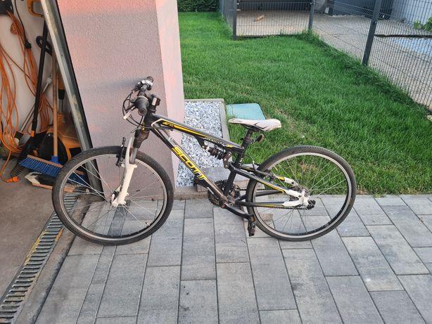 Rower Scott Spark 24 cali