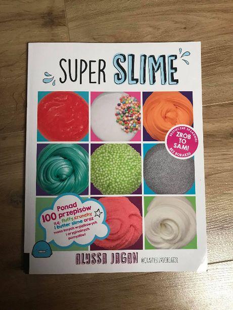 zestaw slime +książka