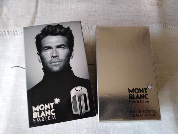 Элитный мужской парфюм Montblanc Emblem.
